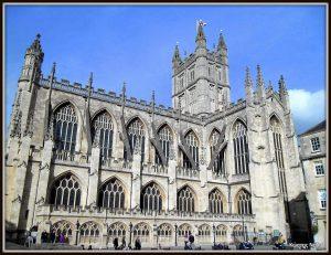 Bath city Αββαείο