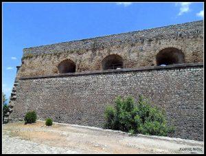 Παλαμήδι. προμαχώνας Μιλτιάδης