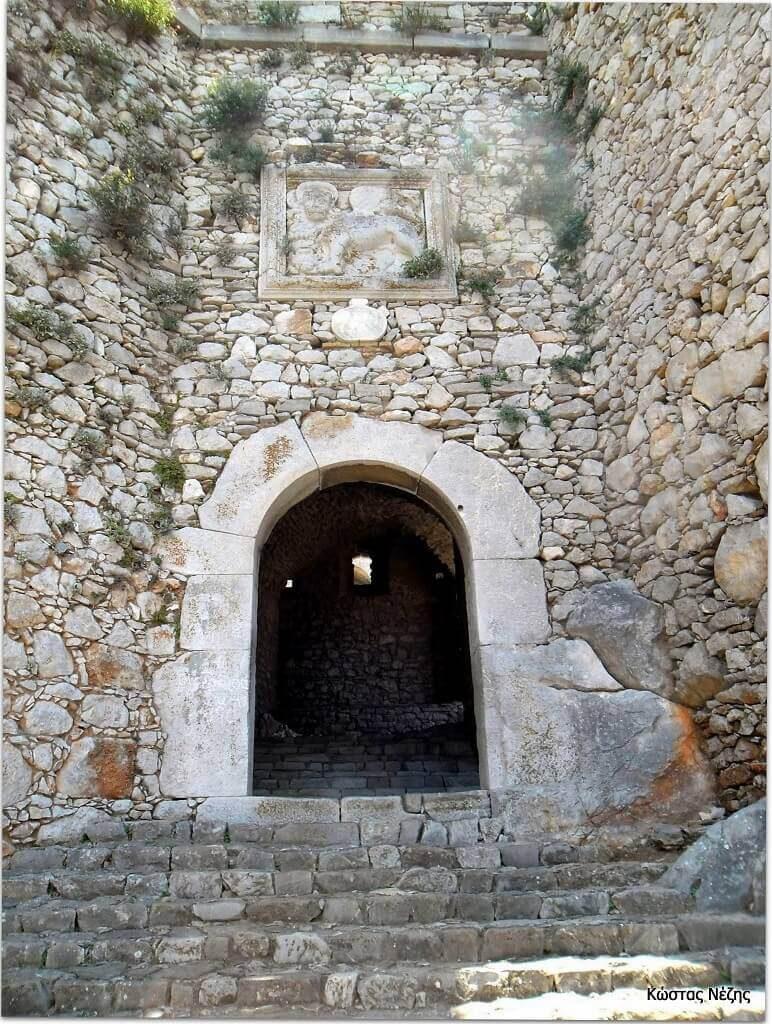 Παλαμήδι πύλη Αγίου Ανδρέα