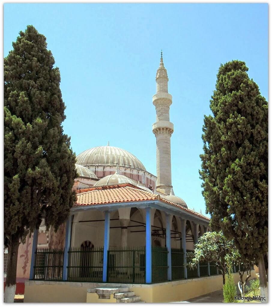 τζαμί Σουλεϊμάν Ρόδος