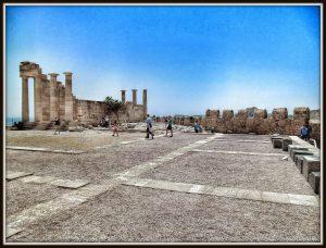 ναός Λινδίας Αθηνάς