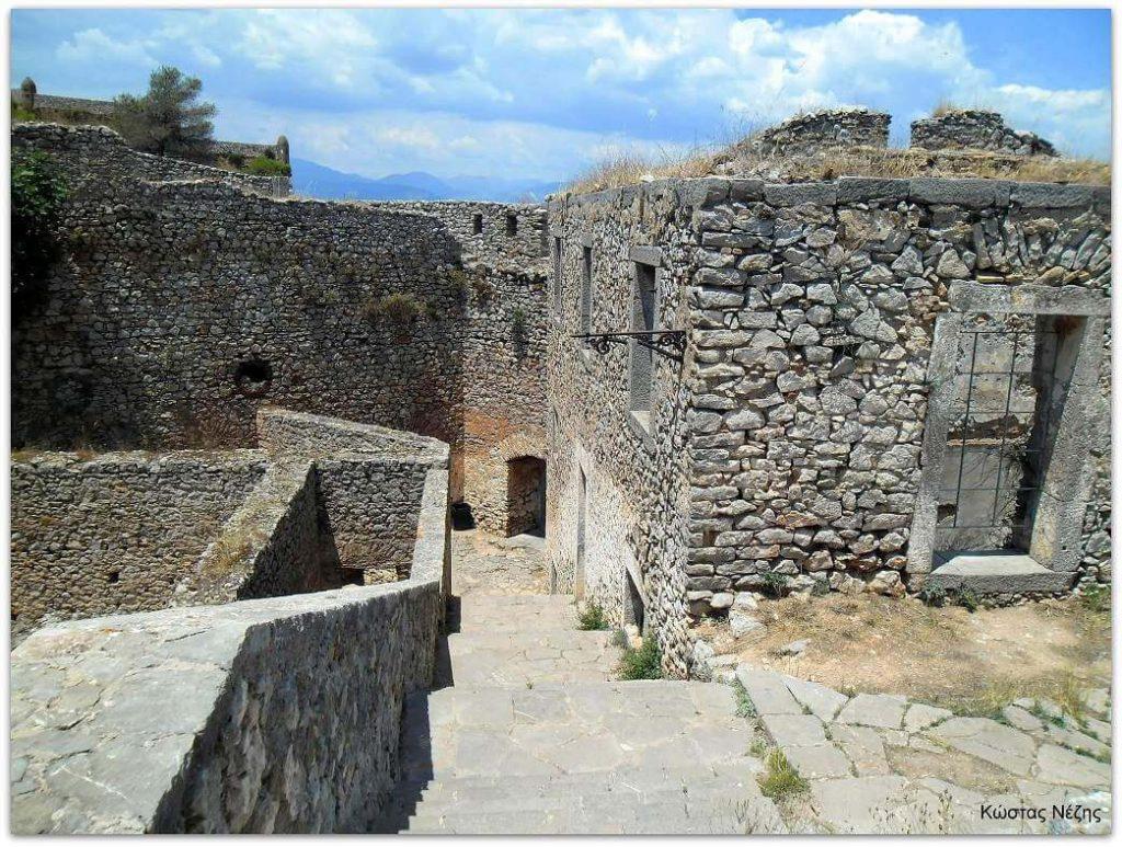 Παλαμήδι προμαχώνας Μιλτιάδης