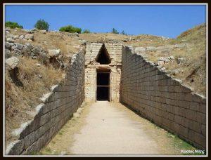 τάφος Κλυταιμνήστρας Μυκήνες