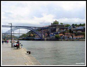 γέφυρα D. Luis I Πόρτο