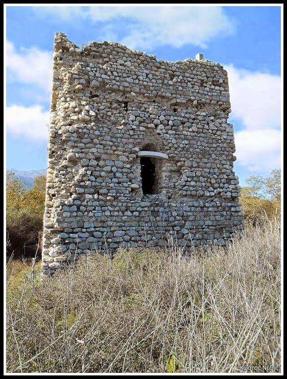 Πύργος του Φονιά Σαμοθράκη