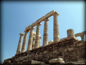 Ναός του Ποσειδώνα κίονες