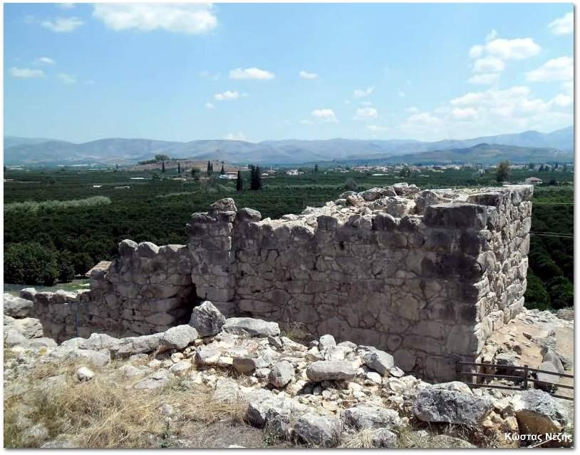 ακρόπολη Τίρυνθας