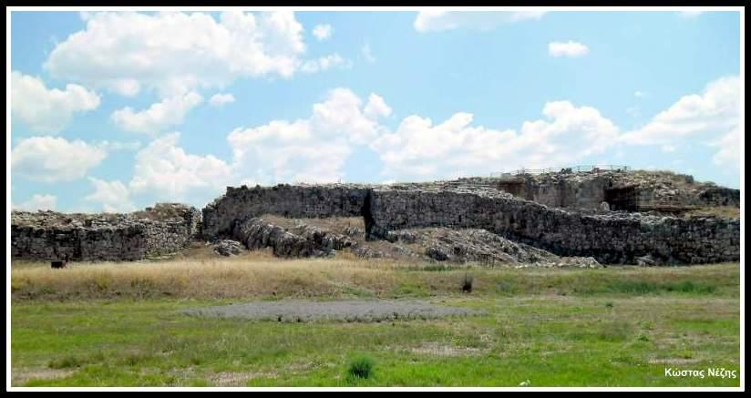 τείχη Τίρυνθας