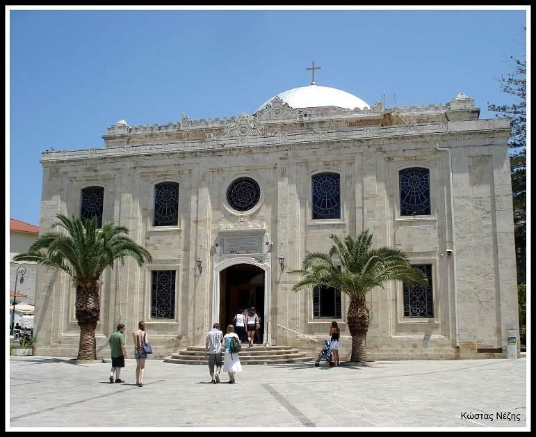 εκκλησία Αγίου Τίτου Ηράκλειο
