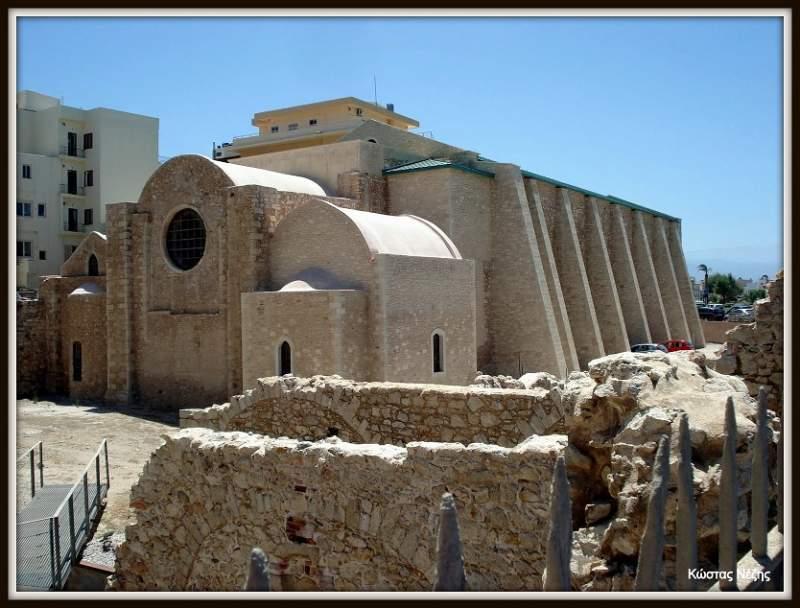 ναός Αγίου Πέτρου Ηράκλειο