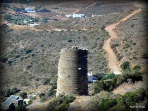 Tower of Aghios Petros, Andros
