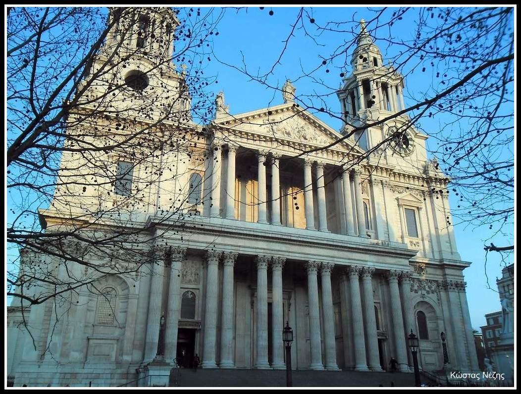 Καθεδρικός Αγίου Παύλου Λονδίνο