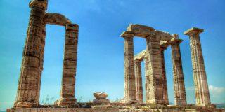 Σούνιο Ναός του Ποσειδώνα
